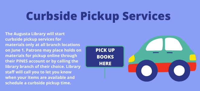 Curbside Pick-up Services