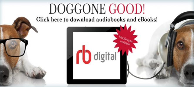 Get Free Audiobooks, Magazine, & Ebooks