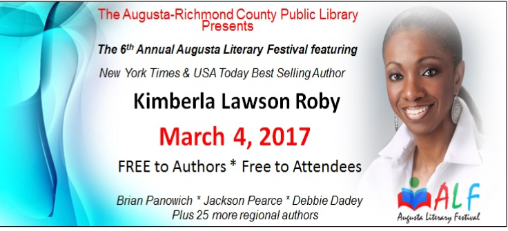 6th Annual Augusta Literary Festival
