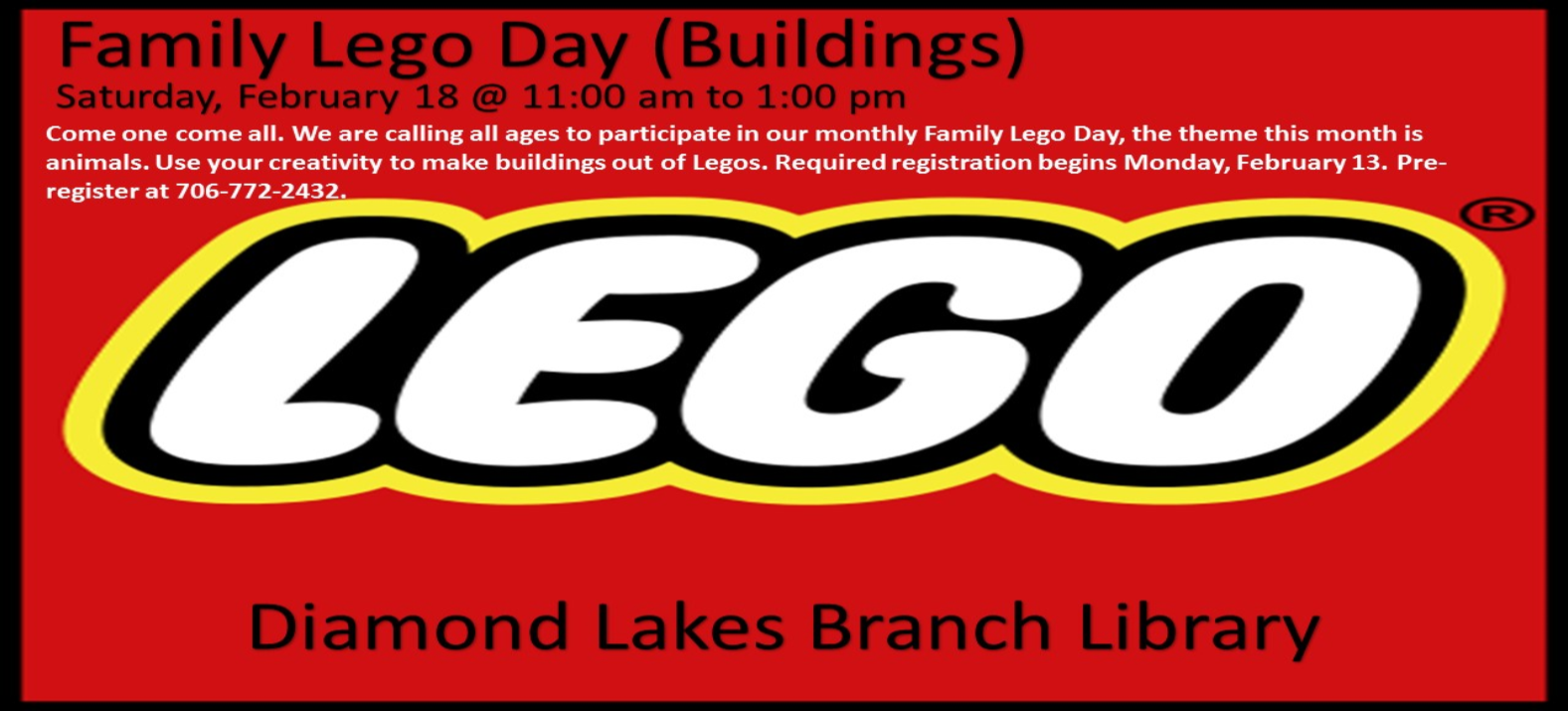 Family Lego Day