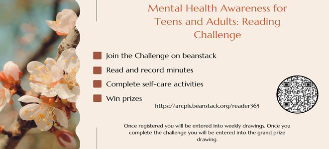Mental Health Awareness Challenge